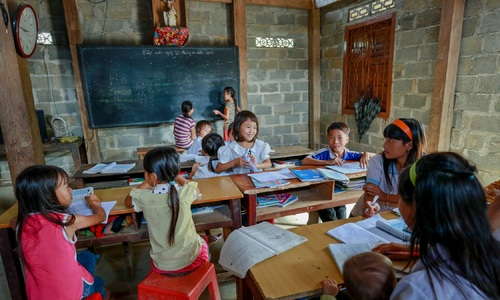 Portraits of Vietnam's eye-opening education divide