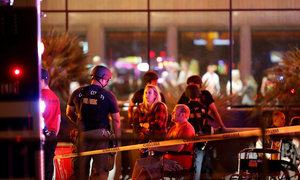 At least 50 dead, more than 400 hurt in Las Vegas concert attack