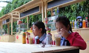 Saigon serves up second licensed street food zone