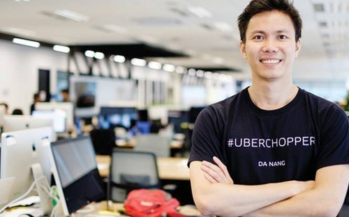 Uber Vietnam CEO leaves post, reasons unknown
