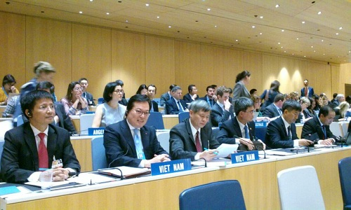 vietnamese-diplomat-elected-to-lead-world-intellectual-property-agency