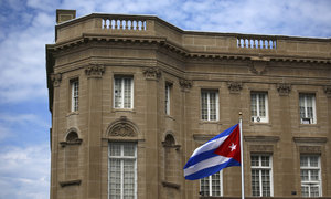 US to expel nearly two-thirds of Cuban embassy staff: US sources