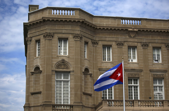 USA expels Cuban diplomats from embassy in Washington