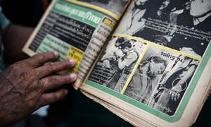 Historians jog buried memories of Thai massacre