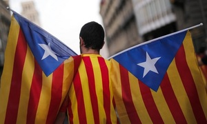 Catalan crisis poses fresh challenge to battered EU
