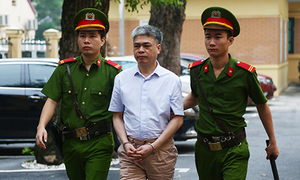 Former energy exec appeals death penalty after massive graft trial in Vietnam