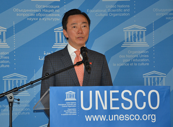 Vietnam puts forward candidate as UNESCO seeks new leader to revive fortunes