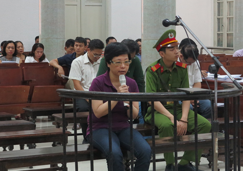 Vietnamese prosecutors demand life sentence for former lawmaker in housing fraud case