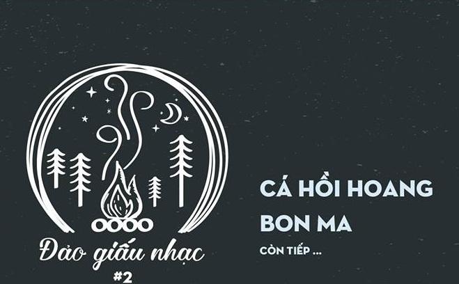 Indie, rap & electronic: Đảo Giấu Nhạc #2 (Hidden Music Island)