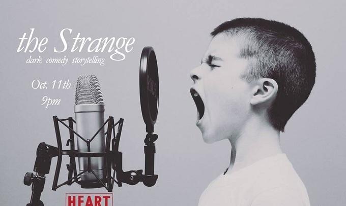 Dark comedy storytelling: The Strange