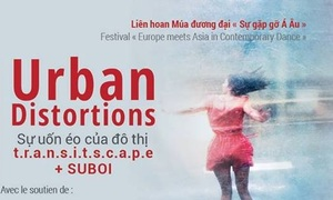 Contemporary dance: Transitscape+SUBOI / Urban distortions