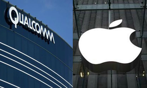 Apple slams Qualcomm suit seeking iPhone ban in China