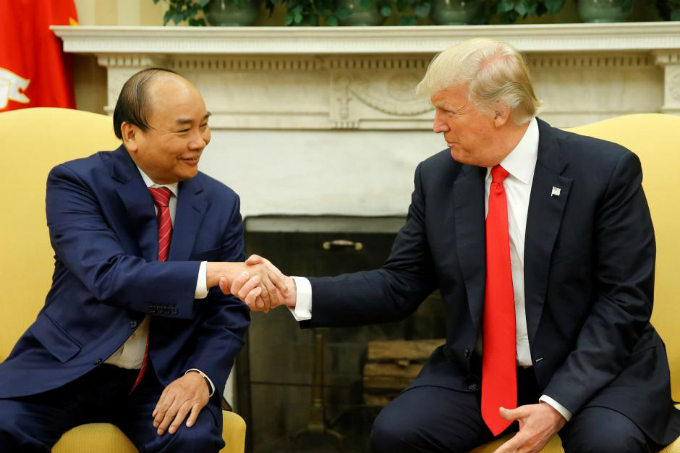 trump-to-pay-state-visit-to-vietnam-after-attending-apec-summit