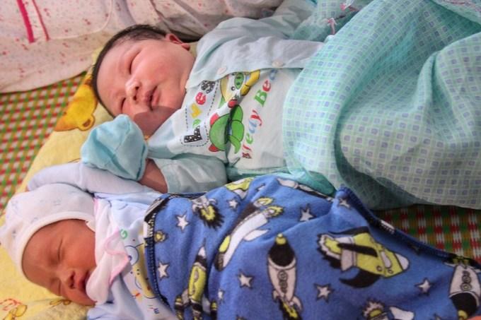 Big bundle of joy: Vietnam woman gives birth to 7 kg baby