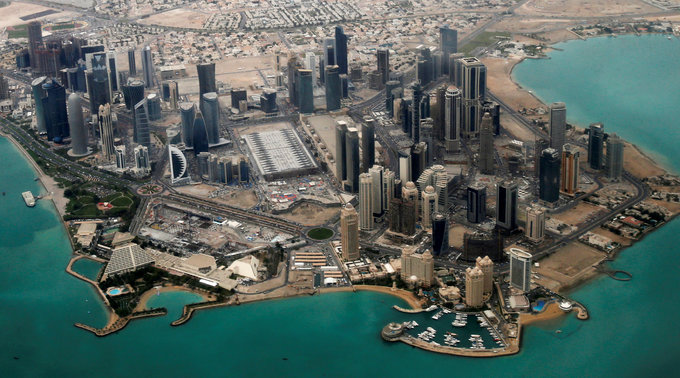 Qatar suggests Gulf crisis hurts fight against Islamic State: CNBC