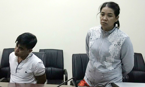 Woman arrested for orchestrating her father's murder in southern Vietnam