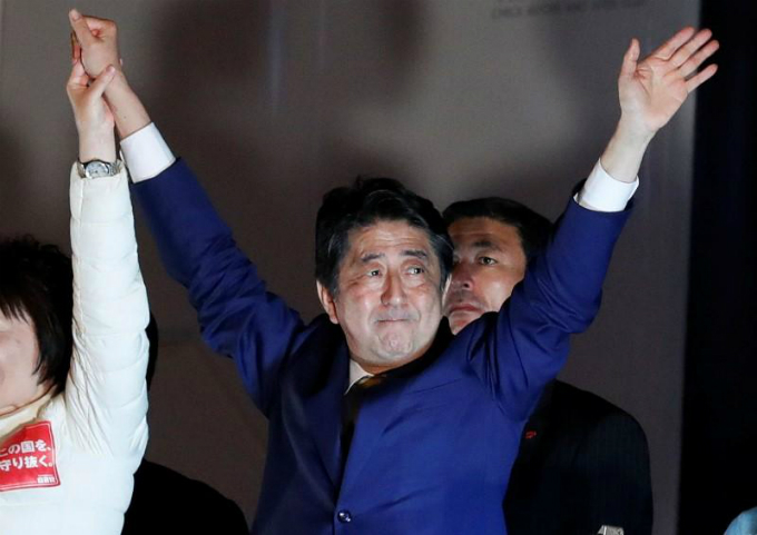 japan-voters-to-deliver-verdict-on-pm-abes-nearly-five-year-rule