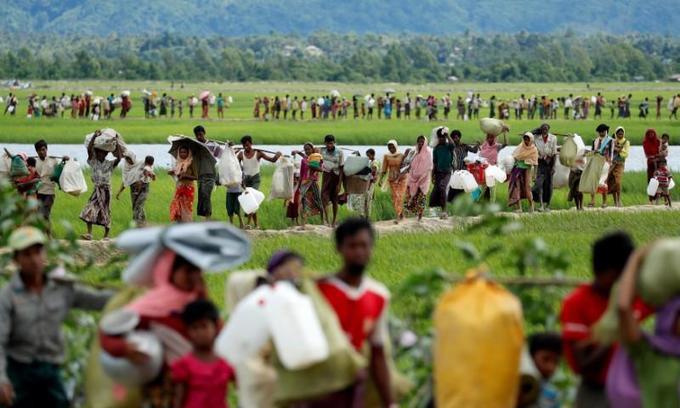 Returning Rohingya may lose land, crops under Myanmar plans