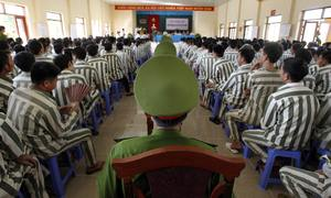 Death penalty still the public's answer to solving social downfall in Vietnam
