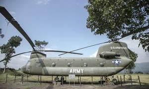 In central Vietnam, relics of a battleground invoke horrors of war