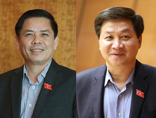 Vietnam's parliament follows protocol to confirm new transport, inspection chiefs