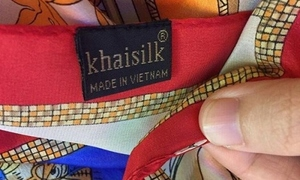 Probe looms over top Vietnamese silk brand after Chinese counterfeit claims