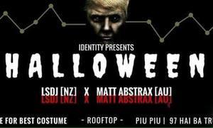 Identity Halloween