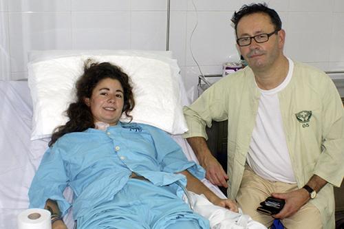 British tourist survives near-fatal heart injury after road crash in Vietnam