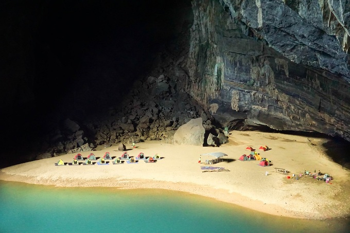 Vietnamese province holds fast to plan to build controversial cable car in cave kingdom