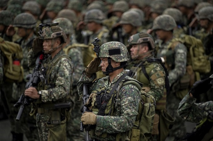 Philippines hunts for possible new Islamic State 'emir' in South East Asia
