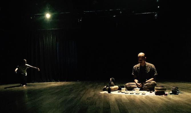 Contemporary Dance & Tea Art Experiment: SENse