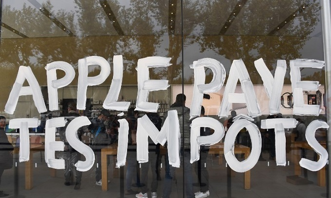 Paradise leaks laid bare how Apple avoids tax