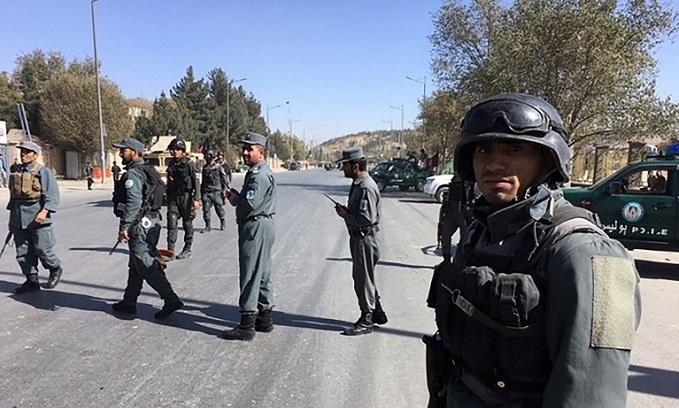 Gunmen storm Kabul TV station in deadly attack