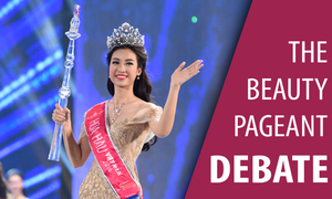 Should Vietnam abolish beauty pageants?