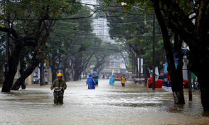 Death toll from Vietnam typhoon rises to 89