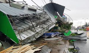 Russia's Putin pledges $5 million in humanitarian aid for Vietnam following Typhoon Damrey
