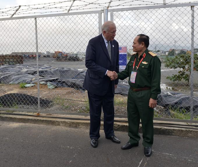 US, Vietnam complete Agent Orange decontamination campaign at Da Nang airport