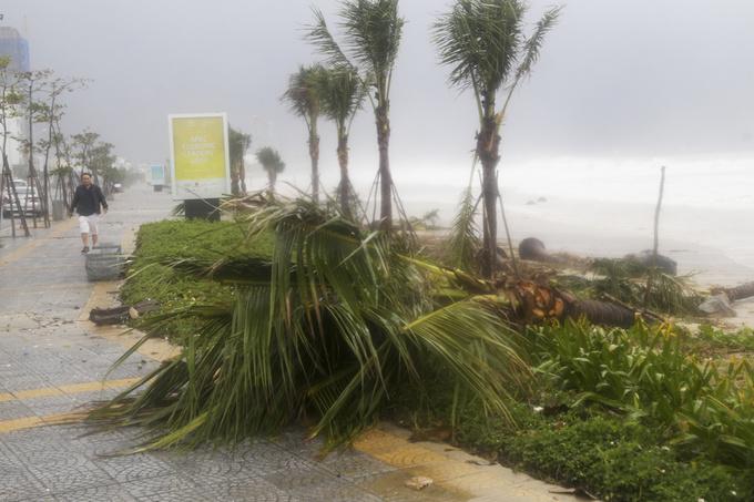 S Korea pledges $1 million in aid for Vietnam's typhoon victims