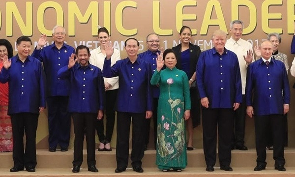 vietnams-president-hosts-gala-dinner-for-apec-leaders-2