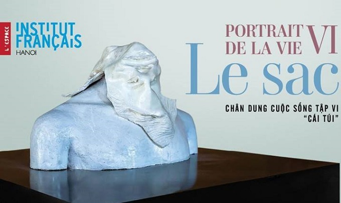 Installation: 'Le sac'