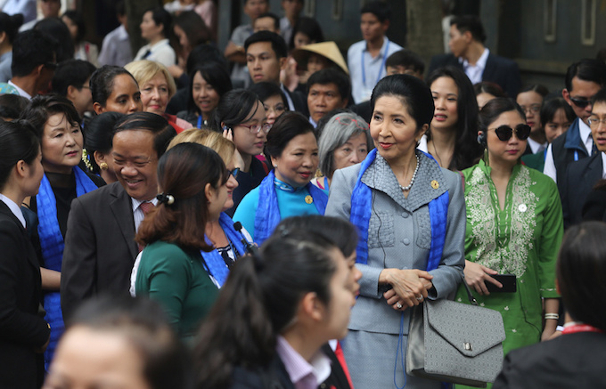 apec-first-ladies-tour-unesco-town-in-vietnam-3