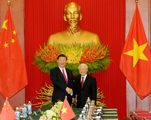 vietnam-china-agree-to-deepen-relations-and-maintain-peace-stability-in-troubled-waters