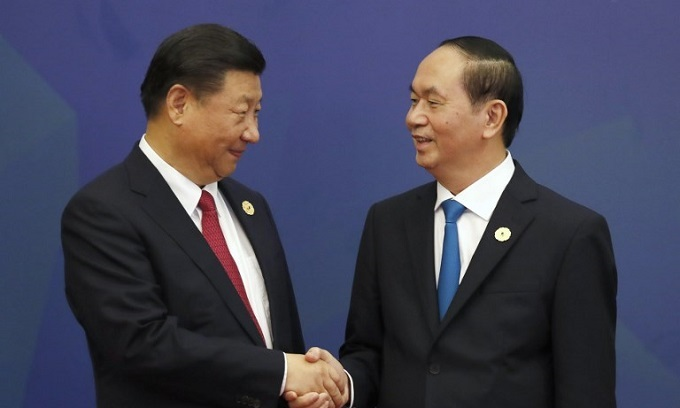 Vietnam and China agree to avoid conflicts in troubled waters