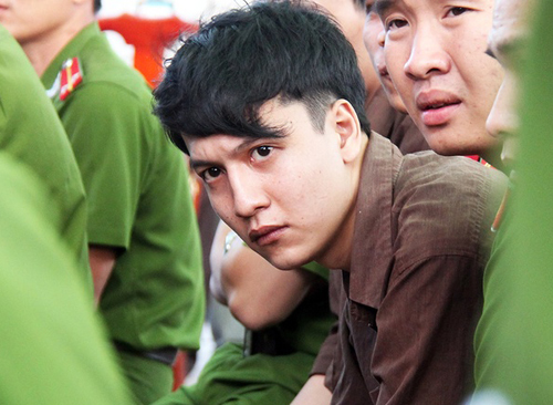 In rare move, Vietnam announces execution date of jilted lover behind family massacre