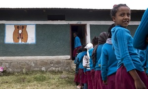 To keep girls in school, Ethiopians open up about menstruation