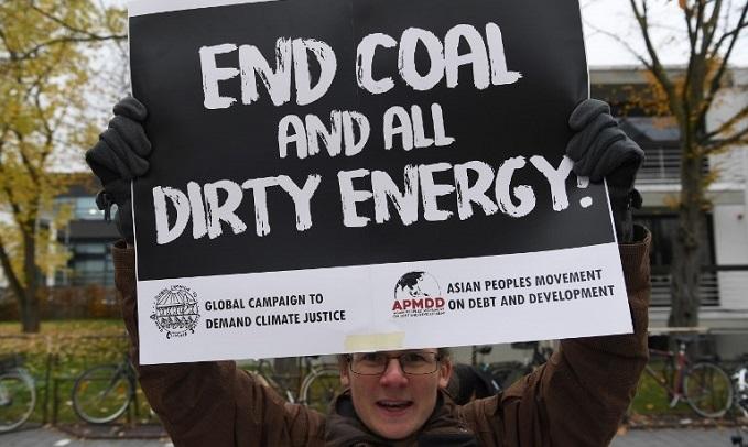 Battle lines drawn over coal at UN climate talks