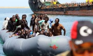 France to take in refugees rescued from Libya by UN