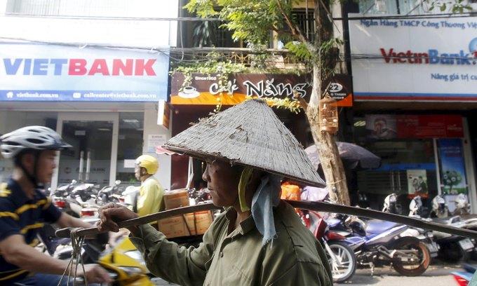 Vietnam approves bill letting banks be declared bankrupt