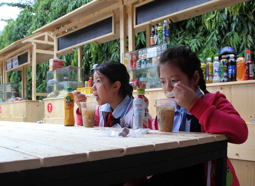More street food zones in the making for downtown Saigon