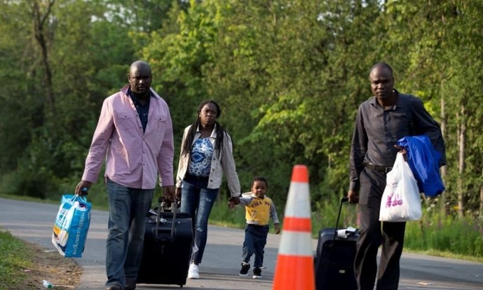Trump administration to end protected status for Haitians in July 2019